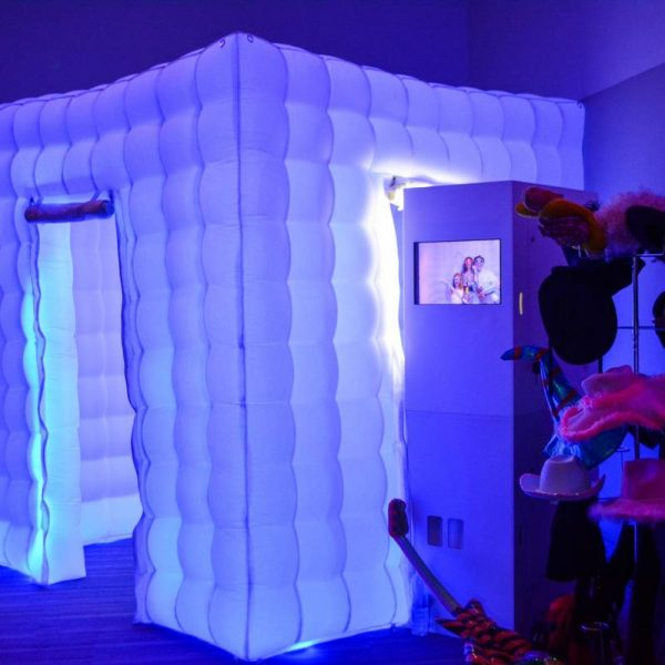 Event Concepts Photo Booth Igloo